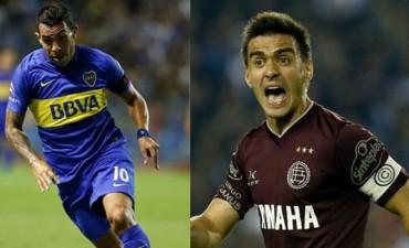 Boca vs Lanús EN VIVO por Torneo de Transición Argentino en LA FOLK ARGENTINA y OPEN 99.3 FM