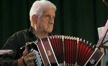 Murió en Alemania el bandoneonista Luis Stazo fundador del Sexteto Mayor