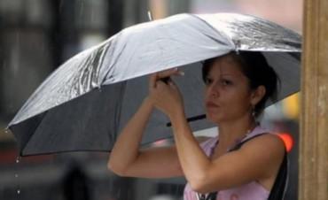 Probables lluvias y una máxima de 24 grados en la Ciudad de Buenos Aires y alrededores