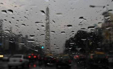 Miércoles con probables lluvias en Capital Federal el y conurbano bonaerense
