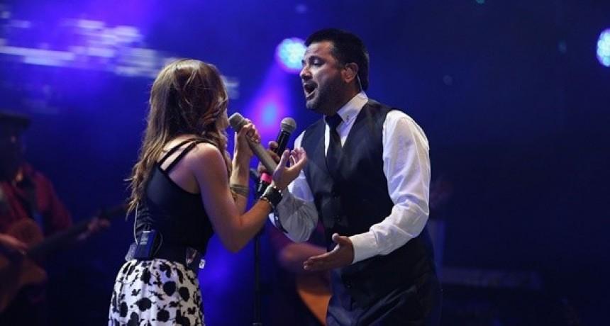 Cierre musical del CILE con Soledad y Jorge Rojas en Ciudad de Córdoba.