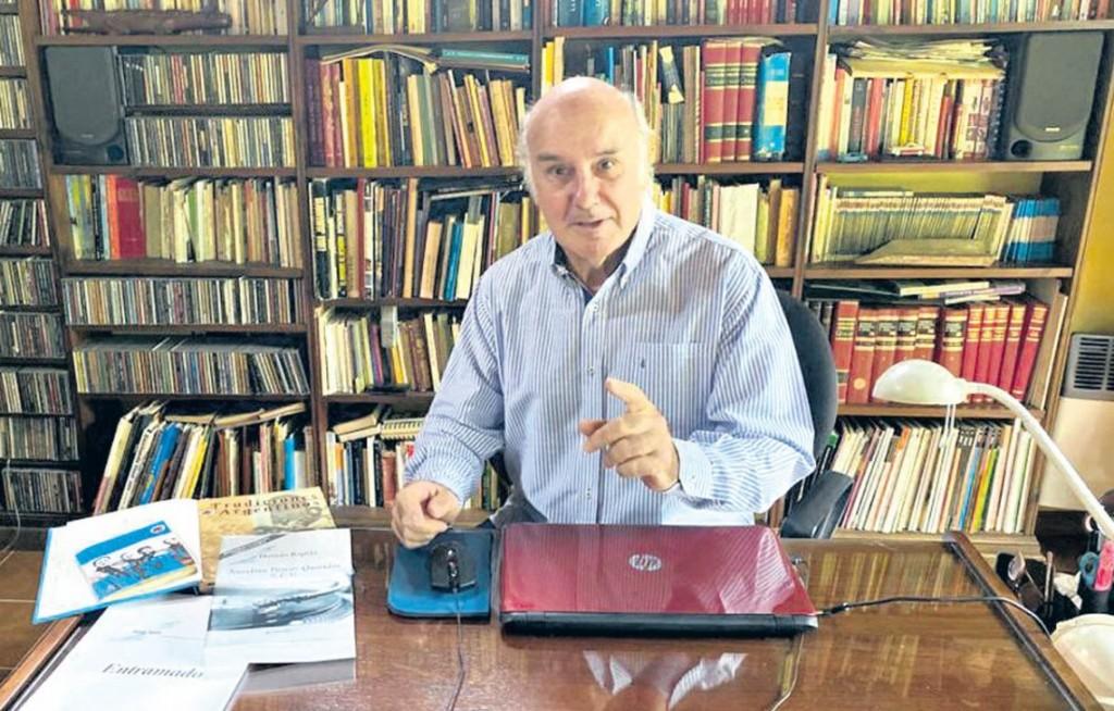 Hernán Rapela, un referente de los medios que buscó transitar otros caminos