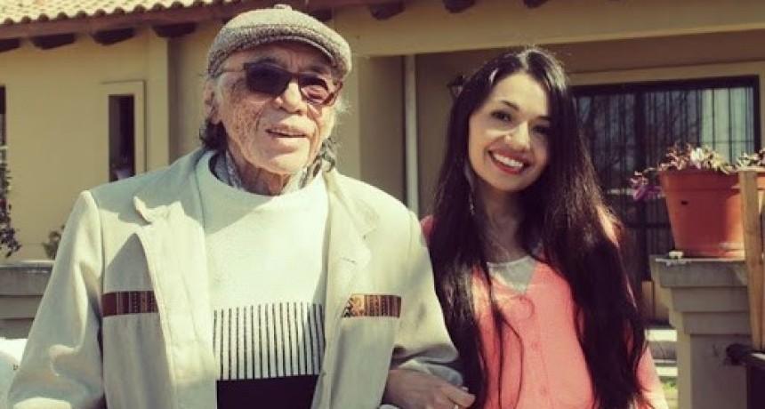 Daniela Toro y el homenaje a su padre, ícono del folklore argentino