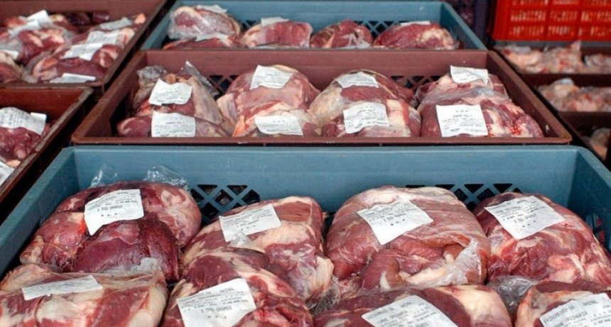 Argentina exporta casi 22 toneladas de carne ovina con hueso a China