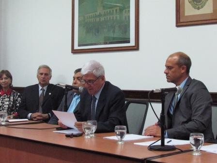 Andreotti abrió las sesiones del HCD de San Fernando