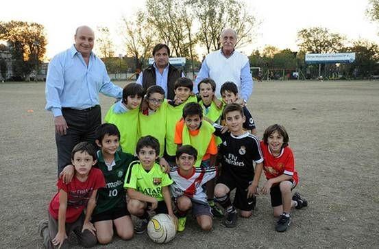 Comenzaron las escuelas de formación deportiva en San Isidro