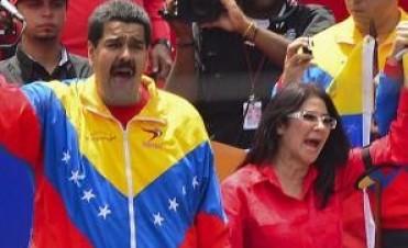 El massismo cargó contra la visita de la mujer de Nicolás Maduro a Tigre