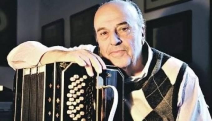 El bandoneonista y compositor Raúl Garello recibirá el premio Gobbi de Oro