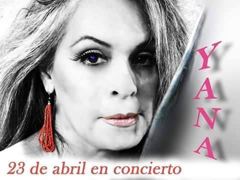 La cantante de folklore Yana Álvarez presentará este sabado parte de su nuevo material en VIVO por La Folk Argentina