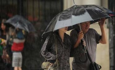 Lunes con probables lluvias y máxima de 21 grados en Capital Federal y sus alrededores