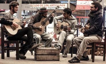 Santullo y Milongas Extremas de gira por Buenos Aires