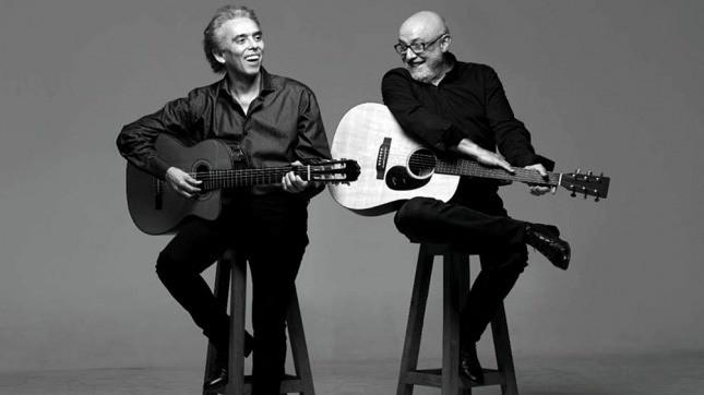 """Jairo y Juan Carlos Baglietto estrenan """"Historias con voz"""""""