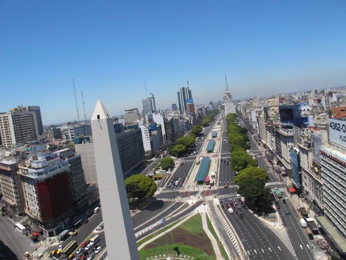 Lunes con una máxima de 20 grados para la Ciudad de Buenos Aires  y conurbano