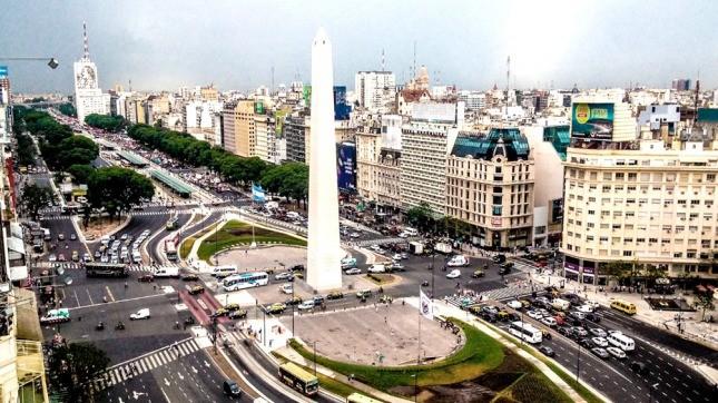 Martes con una máxima de 21 grados para la Ciudad de Buenos Aires y conurbano