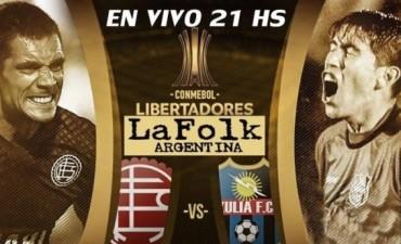 Lanús vs Zulia se enfrentan en partido por el Grupo 7 de la Copa Libertadores VIVO por la Folk Argentina