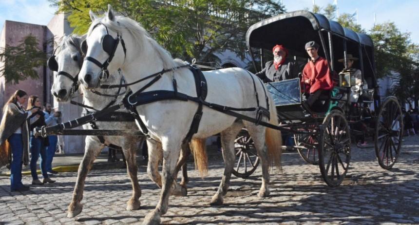 Llega a San Vicente la 14° Fiesta Provincial del Carruaje