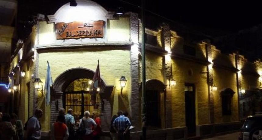 La peña Balderrama, en la ciudad de Salta, cumplió 66 años.