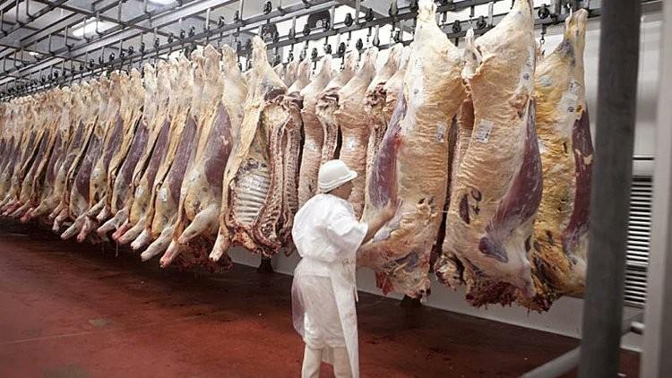 Incertidumbre por ventas de carne a Europa por casi US$40 millones