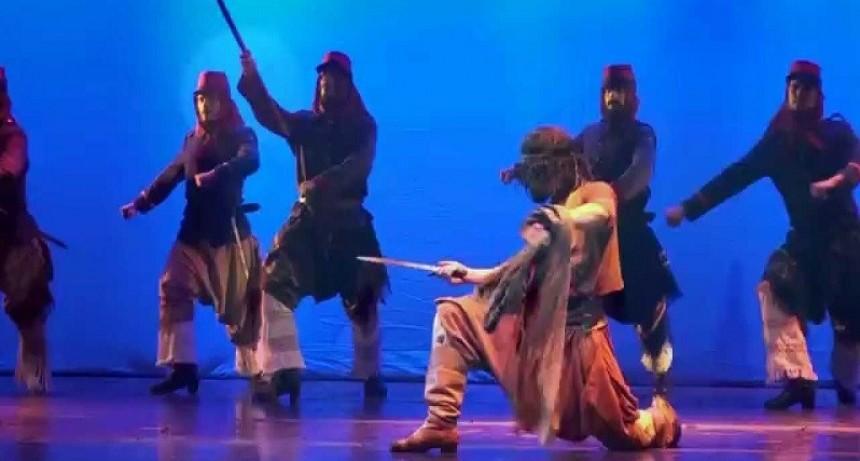 """El Ballet Folklórico Nacional ofrece su versión del """"Martín Fierro"""""""