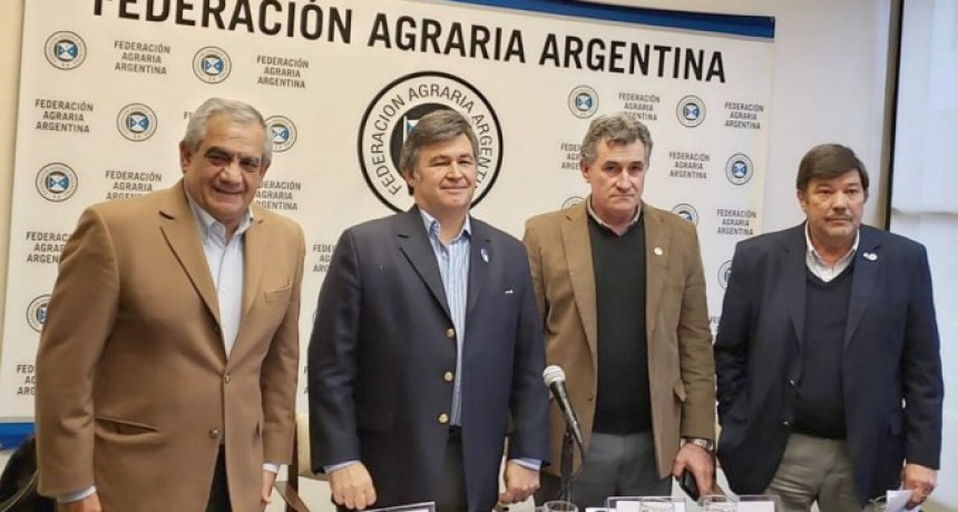 """La Mesa de Enlace aseguró que """"el campo quiere seguir apostando al Mercosur"""""""