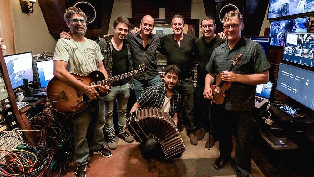 Desde Estados Unidos, Tinto Tango captura el espíritu de Piazzolla