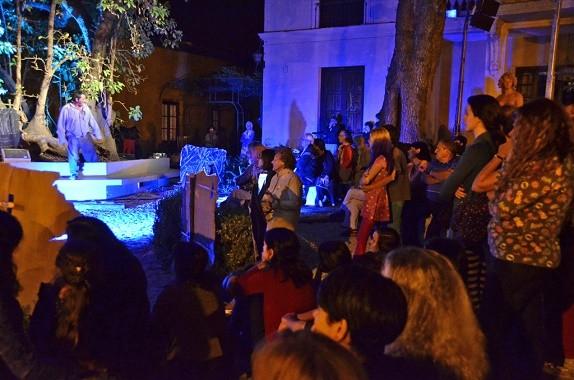 """Teatro, folklore, milonga y visitas guiadas en la Quinta """"El Ombú"""""""