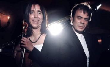 Placenti y Cañardo reviven a piano y violín