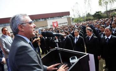 Julio Zamora denunció que Scioli sacó efectivos policiales de Tigre