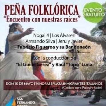 Encuentro con Nuestras Raíces en San Fernando