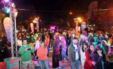 La Noche de las Artes volvió a deslumbrar a miles de vecinos de Tigre