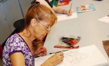 En Benavídez los talleres artísticos abarcan todos los gustos y edades
