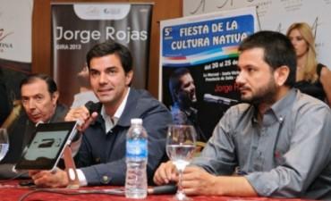 El Gobernador Urtubey estará con Jorge Rojas la Fiesta de la Cultura Nativa en Salta