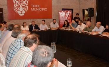 """El CEyS de Tigre continúa elaborando el """"Plan Estratégico"""""""