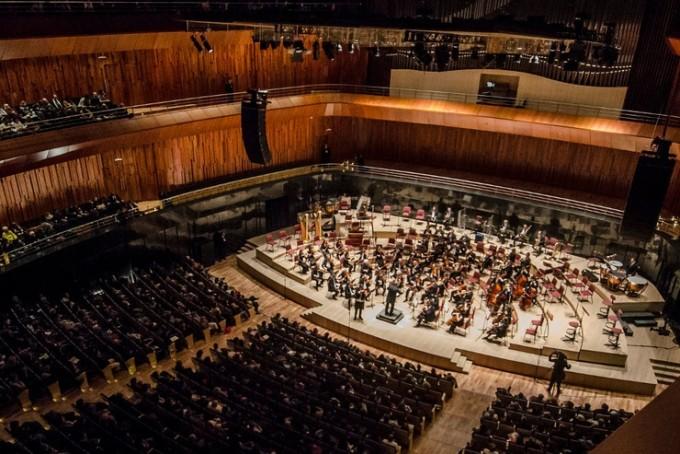 La Orquesta Sinfónica Nacional inaugura los conciertos en el CCK