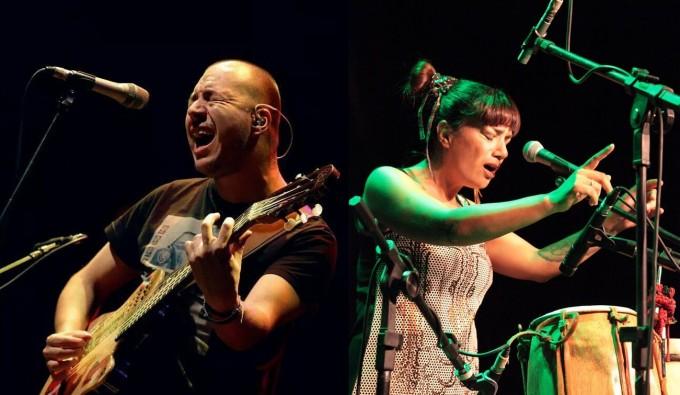 Bruno Arias y Mariana Baraj se presentan este jueves 19 de mayo en Torquato Tasso