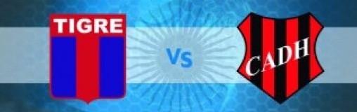 Tigre quiere avanzar en la Copa Argentina ante Douglas Haig en VIVO por OPEN 99.3 FM y La Folk Argentina