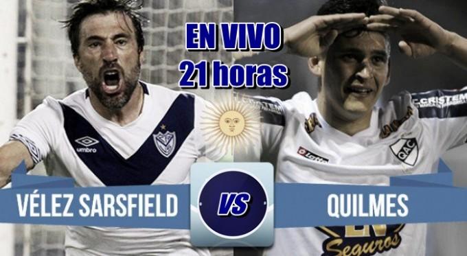 Vélez Sarsfield vs Quilmes en VIVO por el Torneo de la Independencia por NEXO 104.9 Fm y La Folk Argentina