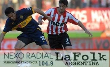 Estudiantes vs Boca Juniors EN VIVO a partir de las 20:15 por NEXO 104.9 Fm y LA FOLK ARGENTINA