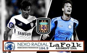 Vélez recibe a Belgrano este lunes, la previa a partir de 20:45 en VIVO por NEXO 104.9 Fm y LA FOLK ARGENTINA