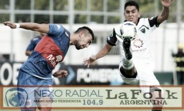 Tigre vs San Martin de San Juan Sábado 19.30 hs en VIVO por NEXO 104.9 Fm y La Folk Argentina