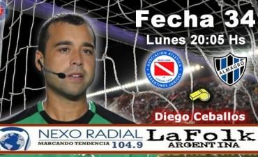 La previa de Argentinos Juniors vs Almagro a partir de 19:45 en VIVO por NEXO 104.9 Fm