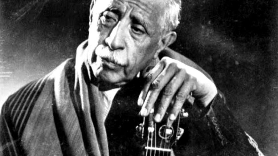 El 29 de Mayo se celebra el Día Nacional del Folklorista en honor al cantante Andrés Chazarreta