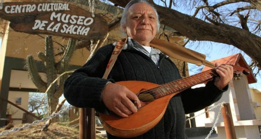Murió Elpidio Herrera, creador de las Sachaguitarras Atamisqueñas