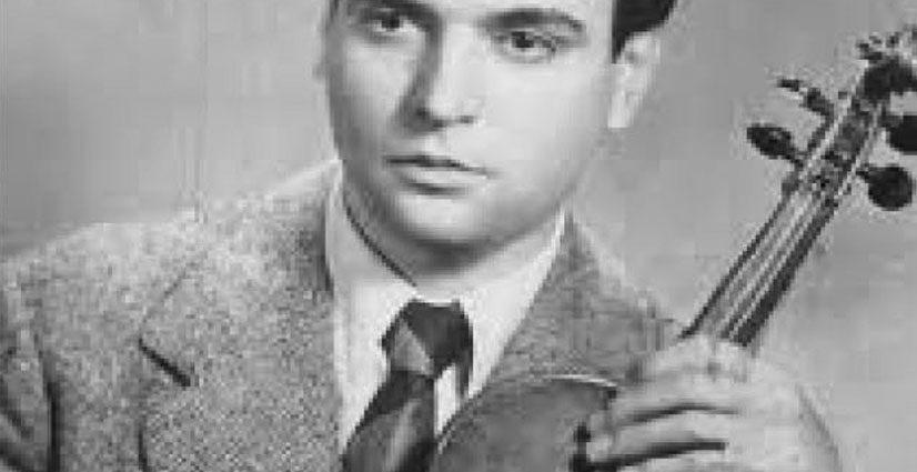 """A 55 años sin """"el violín romántico del tango"""" de Alfredo Gobbi"""