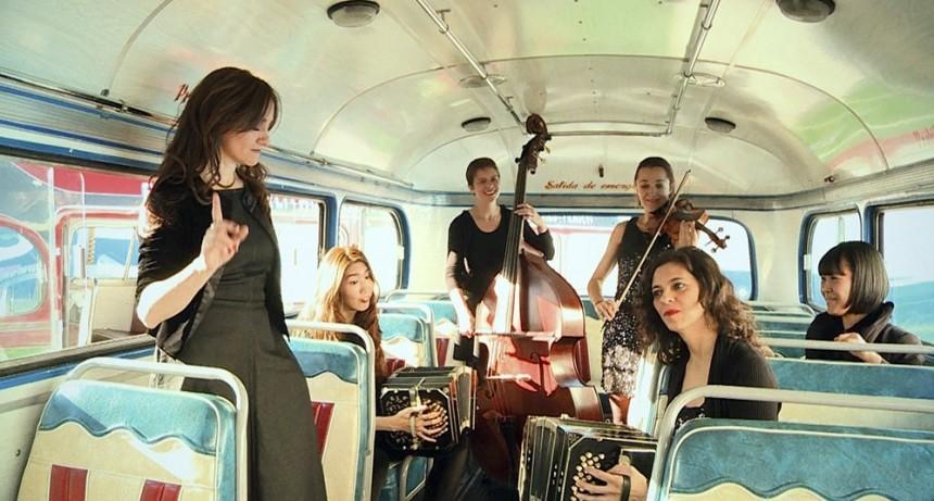 """Orquesta Femenina Sciammarella Tango tributa a Villoldo como """"conjuro"""" contra la pandemia"""