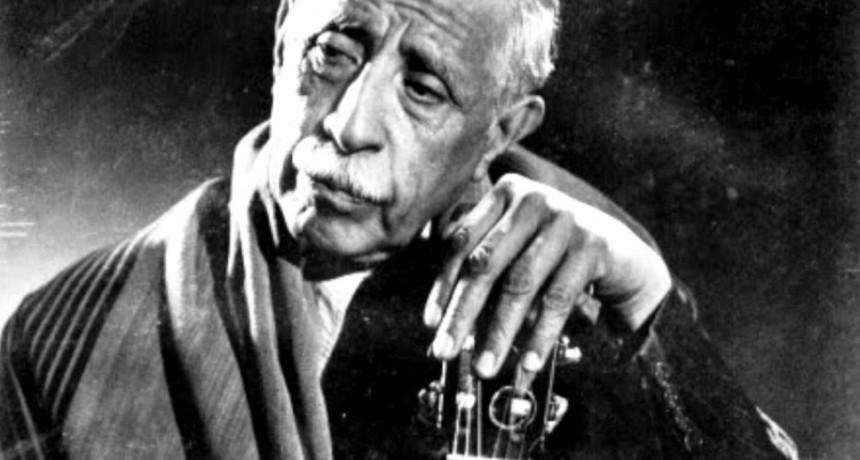 """""""Día Nacional del Folclorista"""" Es en conmemoración al natalicio del músico Santiagueño Andrés Chazarreta"""