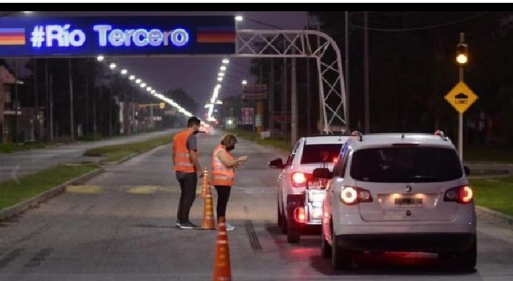 Río Tercero impone trabajo comunitario a los participantes de fiestas clandestinas