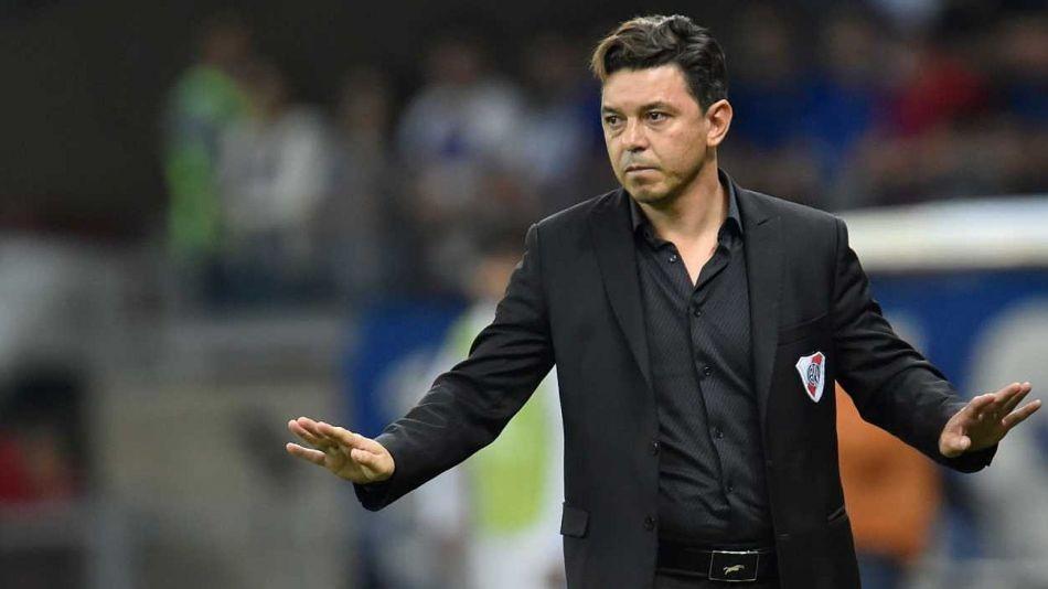 Por qué Gallardo puede contar con 13 de los 15 positivos de River para jugar con Fluminense