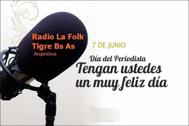 El 7 de junio se conmemora el Día del Periodista