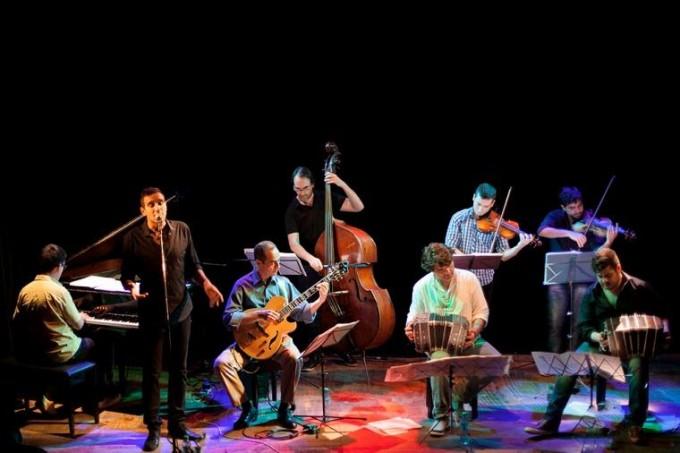 La orquesta